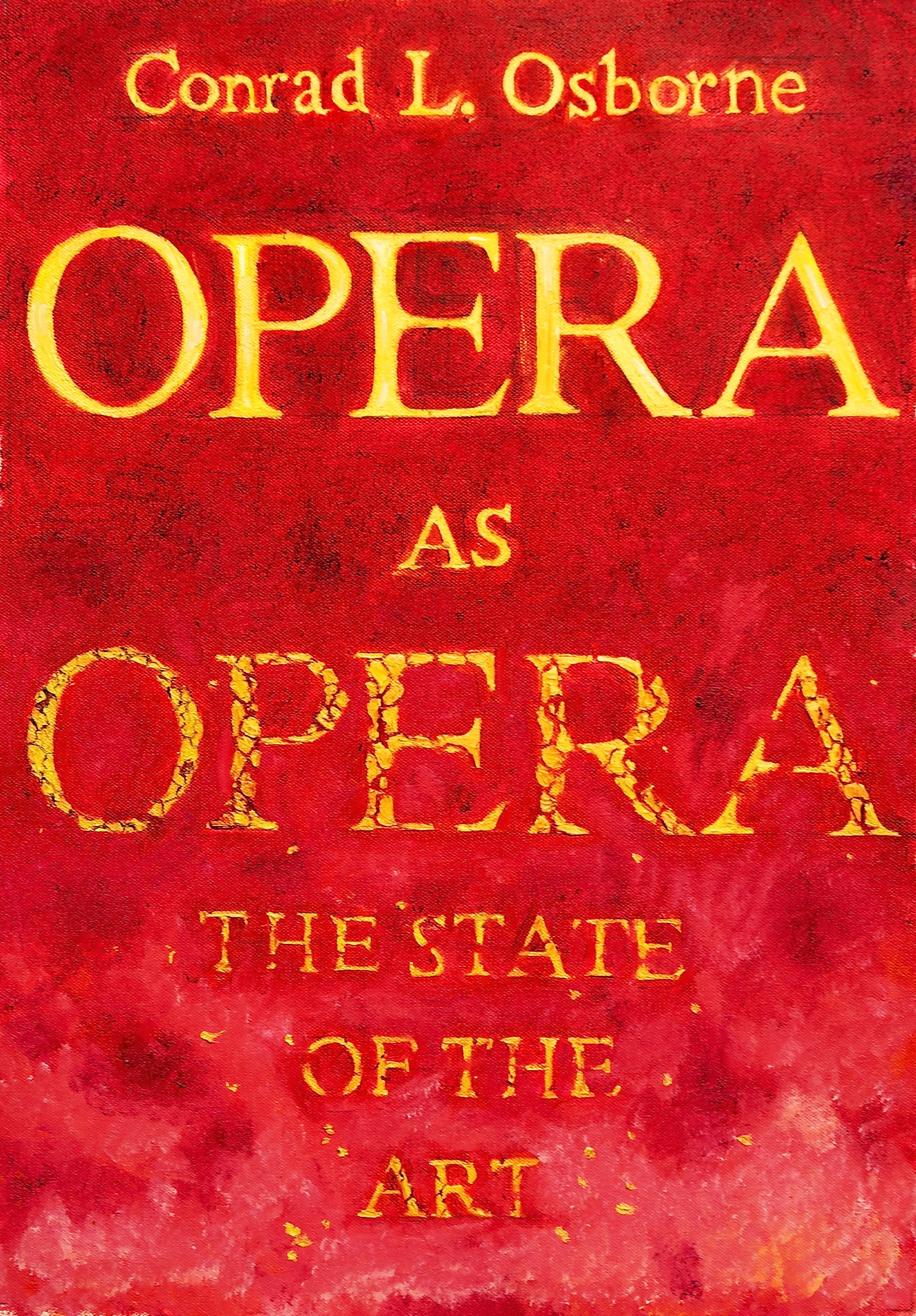 Opera as Opera bookcover
